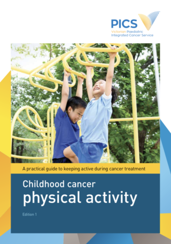 childhood cancer physical activity guidelines